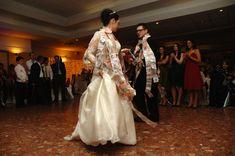 Polish Wedding Tradition: Czepek Dance, or the Money Dance.