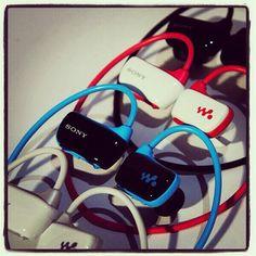 New Walkman Sports MP3 Players