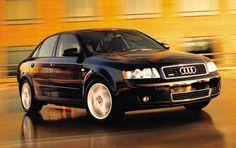 Black Audi A4 = My next car, absolutely love Audi models!