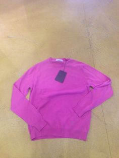 Ballantyne hot pink 2-3 ply cashmere crew neck 36/46 Listing in the Jumpers & Sweaters,Knitwear,Mens Clothing,Clothes, Shoes, Accessories Category on eBid United States