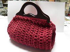 crochet bag @Crystal Garron this is SO you Squishy!
