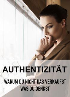 Ein Unternehmen ohne Authentizität ist für mich wie ein nichtsaussagendes leeres Blatt Papier, dass keinerlei Interesse an seinen Kunden zeigt.