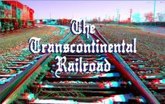 This amazing PowerPoint covers the creation of the Transcontinental Railroad in amazing 3D! It includes lots of gorgeous, visually-engaging 3D images. With a class set of cheap red/cyan glasses, your students will never forget this amazing lesson!