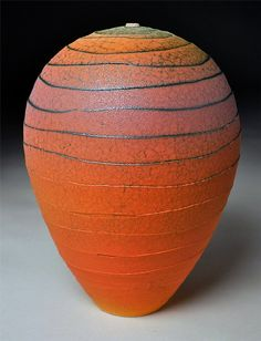 This pottery is absolutely beautiful, checked out his work in Scottsdale AZ even better in person