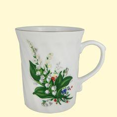 SHOP-PARADISE.COM:  Kaffeetassen Teetassen, Maiglöckchen Set 6 St. 0,25 L 10,99 €