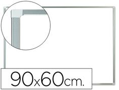 Pizarra blanca lacada magnetica Q-Connect  http://www.20milproductos.com/presentacion/pizarras/pizarra-blanca-lacada-magnetica-q-connect.html