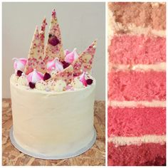 Pretty Cakes, How To Make Cake, Vanilla Cake, Sugar, Breakfast, Desserts, Food, Beautiful Cakes, Morning Coffee