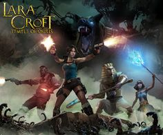 Just a little girl: Lara Croft and the temple of Osiris