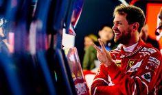 F1 | GP Bahrain, FP1: Vettel davanti a tutti con temperature bollenti e pista sporca