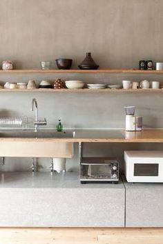 「食器棚 見せる」の画像検索結果