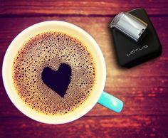 Güne sıcacık bir kahveyle başlamak ne güzel. Herkese günaydın!:)