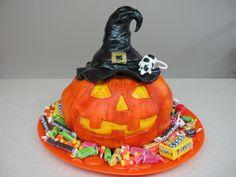 Jack And Oreo  Jack And Oreo Pumpkin Jack and Oreo the mouse!  #jack-olantern #halloween #pumpkin #cakecentral