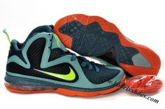 cheaper b02ee 4a15e Buy Outlet 2013 Nike Zoom Lebron 9 IX Mens Shoes Blue Black Red In  Best-Selling from Reliable Outlet 2013 Nike Zoom Lebron 9 IX Mens Shoes Blue  Black Red In ...