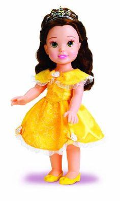 My First Disney Princess Toddler Doll - Belle My First Disney Princess,http://www.amazon.com/dp/B0043F2L46/ref=cm_sw_r_pi_dp_TWomtb1J89CN8PRJ