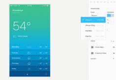 Grids - Constraints -Device Preview