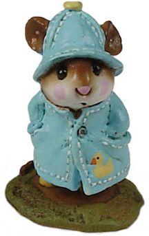 Wee Forest Folk M-180 April Shower Duck