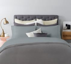 Cotton Rich Sheets With A Great Er And Finish