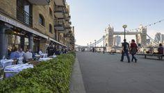 Le Pont de la Tour | Restaurant, London Bridge | D&D London