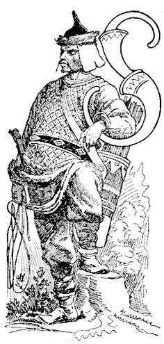 Athanaric King of the Visigoths 56th GGF