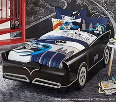 cool 99 DIY Batman Themed Bedroom Ideas for Your Little Superheroes http://www.99architecture.com/2017/03/03/99-diy-batman-themed-bedroom-ideas-little-superheroes/
