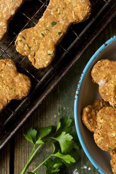 Best of Breed Dog Biscuits Recipe