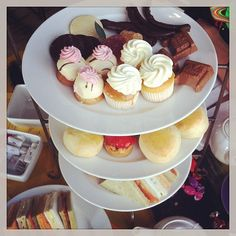 Afternoon Tea, Hotel New York, Rotterdam Photo @mareikekoch