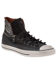 a02b85c23230a1 Converse Studded Zip-off Sneaker - - Farfetch.com Última Moda Para Hombre