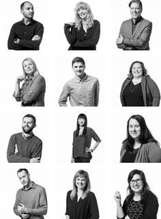 Staff Portraits at Creative Agency - John Valls Photographer Business Portrait, Corporate Portrait, Business Headshots, Corporate Headshots, Business Photos, Profile Photography, Team Photography, Corporate Photography, Photography Business