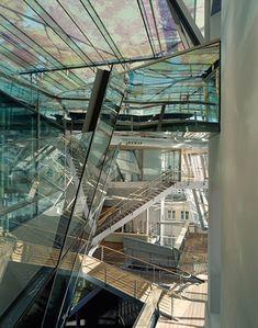 Behnisch & Partner - Akademie der Kunste - Berlin - 2000-2005