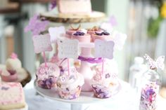 Magical Woodland Butterfly | CatchMyParty.com