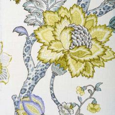 Cressbrook Print Collection | Duralee Fabric by Duralee
