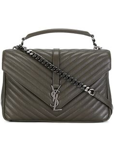 559861159a5f SAINT LAURENT Large  Collège Monogram  Tote.  saintlaurent  bags  shoulder  bags