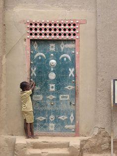 Djenne, Mali by tleef