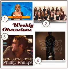 """Week 125: """"Worst Cover Songs of All Time"""" – SNL, """"Royals"""" – AcaBelles, """"Gone, Gone, Gone"""" – Phillip Phillips, """"Wake Me Up"""" – Avicii"""