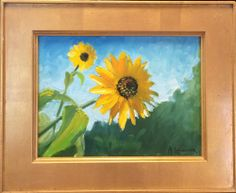"""""""First Sun"""" by Mark Leichliter available through Columbine Gallery on Amazon Fine Art"""