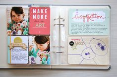 Make More Art by natalieelph at @studio_calico