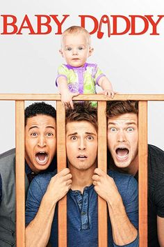 Created by Dan Berendsen. With Jean-Luc Bilodeau, Derek Theler, Melissa Peterman, Chelsea Kane. A bachelor bartender becomes an unlikely parent when an ex-girlfriend leaves a baby girl on his doorstep. Best Series, Tv Series, Netflix Series, Baby Daddy Tv Show, Melissa Peterman, Derek Theler, Single Parent Families, Film Recommendations, Physical Comedy