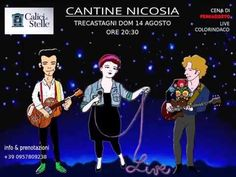 """Colorindaco live - """"Nobody knows you..."""" - Cantine Nicosia 14-08-2016"""