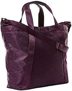Lululemon Carry the Day Tote Bag Yoga Gym Travel Handbag (Dark Adobe) Travel Handbags, Workout Style, Yoga Gym, Day Bag, Travel Luggage, Weekender, Fitness Fashion, Carry On, Lululemon