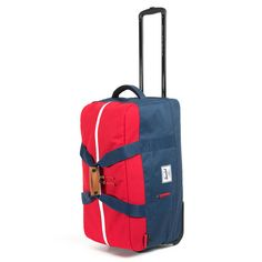 Wheelie Outfitter Navy Red