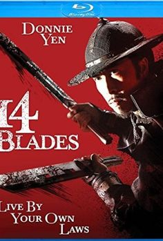 14 Blades is a great martial art film with lots of great fighting scenes and really good acting. Kung Fu Movie Shop highly recommends this film for your collection!
