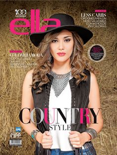 #Portada #LPGElla septiembre 2015. #SaludyBienestar #moda #Country Moda Country, Fashion, Health And Wellness, September, Cover Pages, Moda, Fashion Styles, Fashion Illustrations