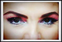 Rouss maquillaje de ojos por susy maquillista.21/12/2015