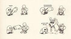 Tickle-Me Sans by Anko6 on DeviantArt   Sans and Papyrus