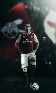 #Xhaka. #Arsenal. Lock screen.