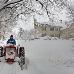 "hear the tires go ""crunch"" in the snow? burr......."