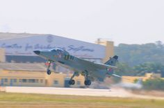 First flight of the Darin III standard modernised Indian Air Force Sepecat Jaguar strike aircraft. Unfortunately the rest of the program to modernise the rest of the ageing fleet, is far behind schedule, due to technical issues, & problems re engineing the aircraft.