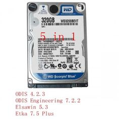5 in 1 VW AUDI ODIS 4.2.3 Download Software + ODIS Engineering 7.2.2, Elsawin 5.3, Etka 7.5 Plus Software Hard Disk  Skype: obd2tuner.com whatsapp: +86-15889512468