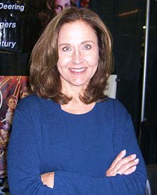 """Erin Gray -- (1/7/1950-??). Actress. She portrayed Kate Summers in """"Silver Spoons"""", Colonel Wilma Deering in """"Buck Rogers in the 25th Century"""" and Chief Monica Johnson in """"Baywatch"""". Movies -- """"Six Pack"""" as Lilah, """"Laker Girls"""" as Julie Lawrence, """"Nuclear Hurricane"""" as Jane, """"My True Self"""" as Mrs. Ellen Fields, """"Nesting"""" as Mrs. Deegan and """"I Married Who?"""" as Ethel Swift."""