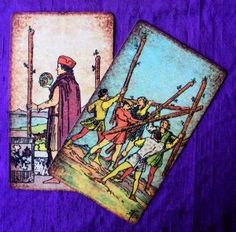 The main card for August was 2 of Wands and the clarifier turned out to be 5 of Wands. Being a visionary is never easy, but we need to take a stance this month and defend our views! Tarot Readers, Group Of Friends, Summer Is Coming, Tarot Decks, Wands, Pixie, Easy, Blog, Pictures